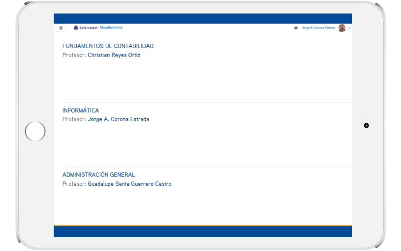 Univdep Contaduría Y Finanzas